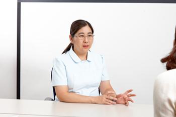 歯科衛生士沢口由美子